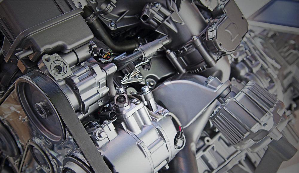 Что значит атмосферный двигатель