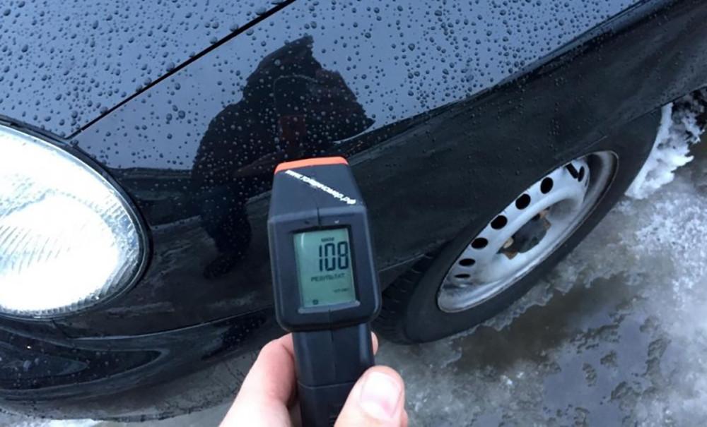 Измерение толщины покрытия