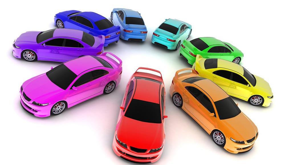 Какой выбрать цвет автомобиля