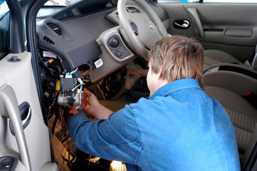 Отключение сигнализации автомобиля