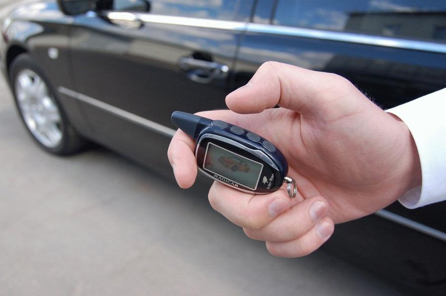 Пульт от сигнализации автомобиля