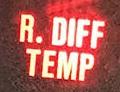 R DIFF TEMP