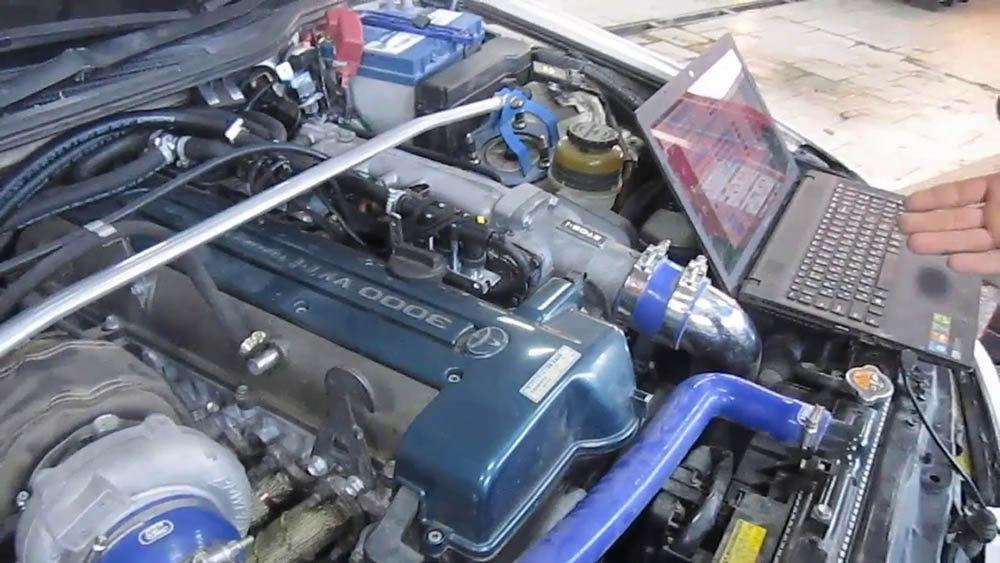 Установка ГБО на турбодвигатель