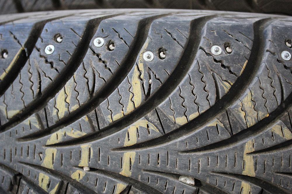 Выбор шипованных шин