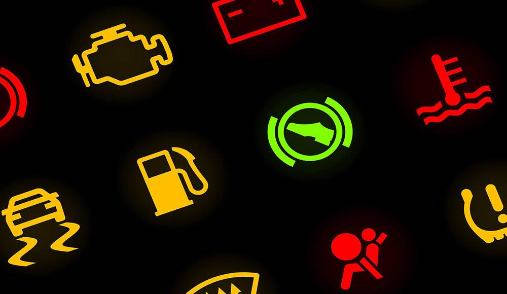 Что означают значки на приборной панели автомобиля
