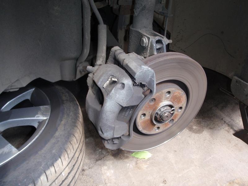 Автомобильные тормозные колодки