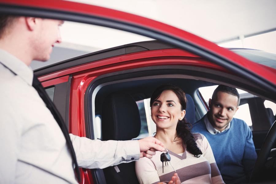Как получить подменный автомобиль на время ремонта