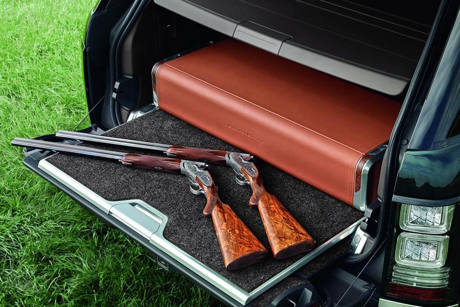 Как правильно перевозить оружие в автомобиле