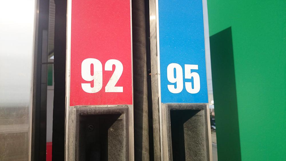 Какой бензин лучше выбрать: 92 или 95