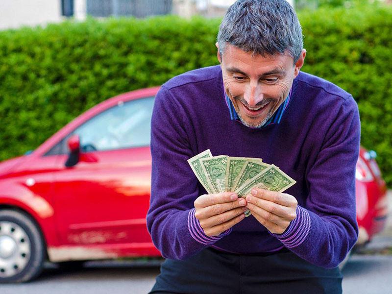 Самостоятельная продажа залогового авто