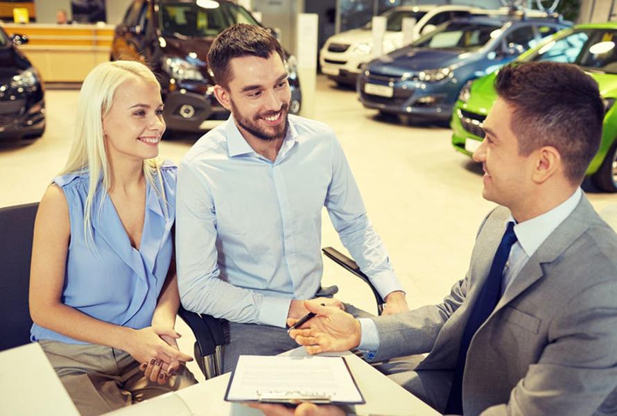 Заключение сделки на покупку авто