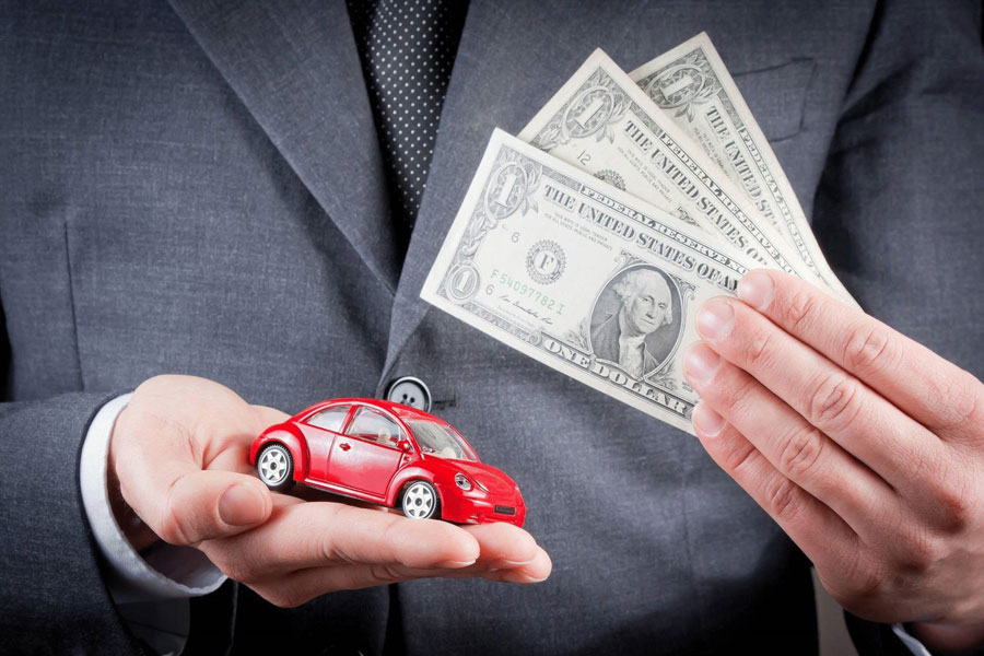 Амортизационные затраты на автомобиль