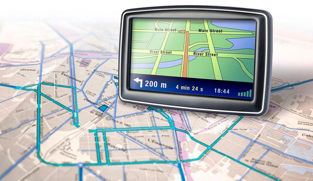 Как обновить карты в GPS навигаторе