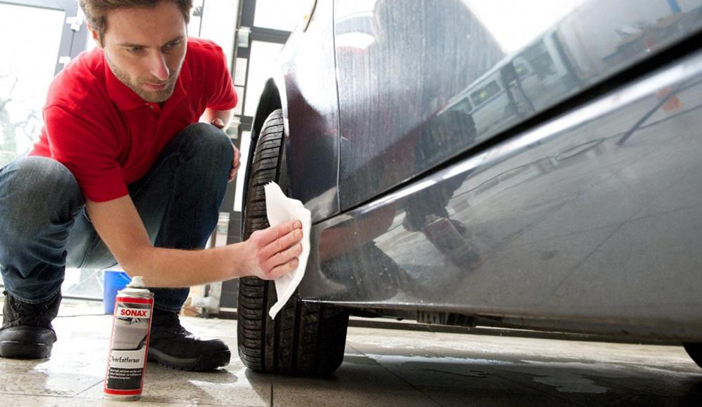 Как и чем удалить битум с кузова автомобиля