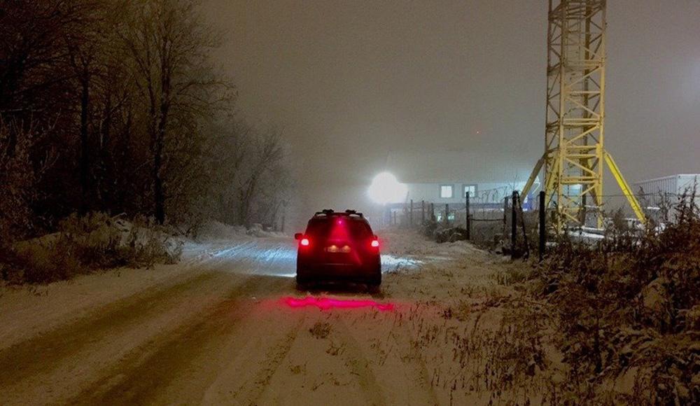 Что такое лазерный автомобильный противотуманный стоп-сигнал