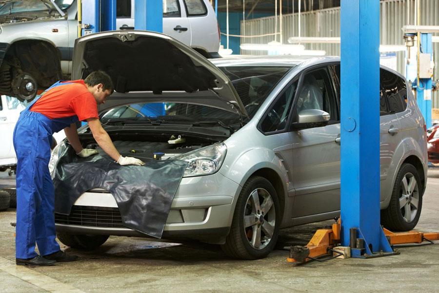 remont avtomobilya v avtomasterskoj - Через сколько надо менять ремень грм