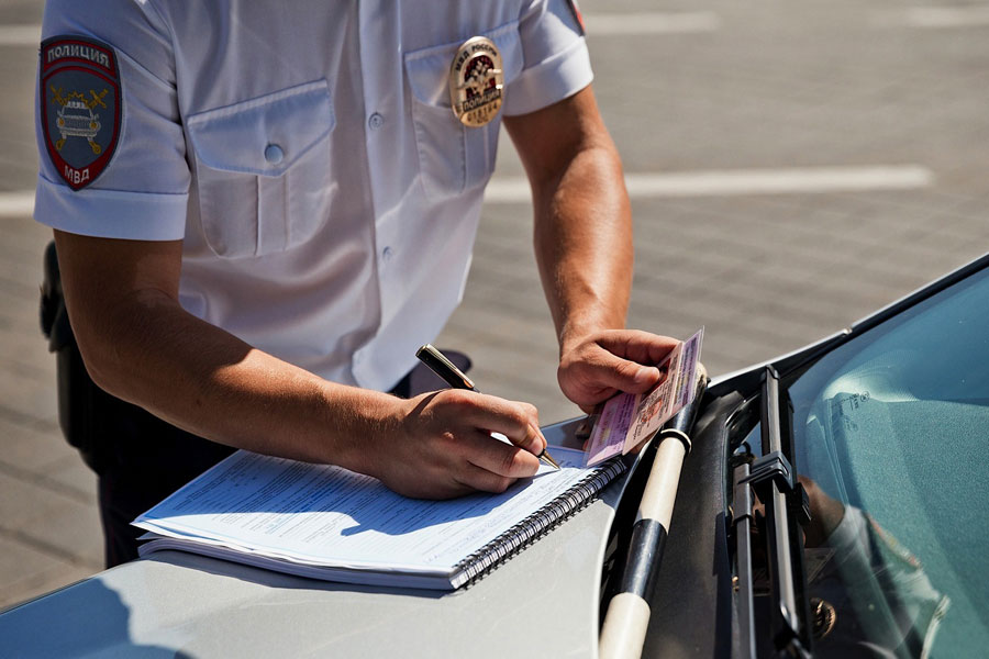 За что лишают водительских прав