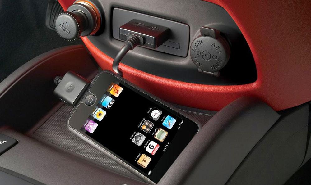 Что такое AUX в автомобиле