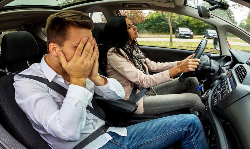 Главные ошибки начинающего водителя