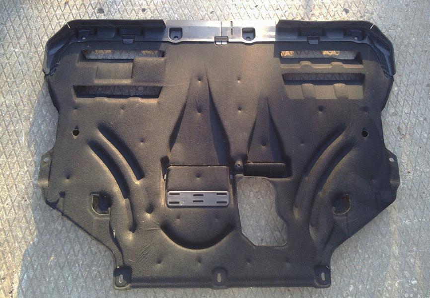 Изготовление защиты картера двигателя
