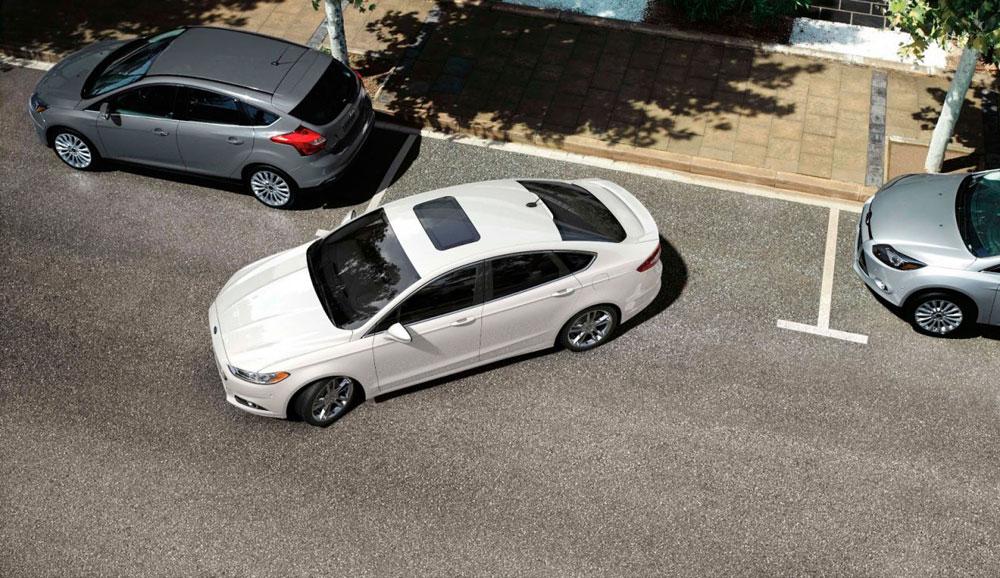 Как делать параллельную парковку на машине