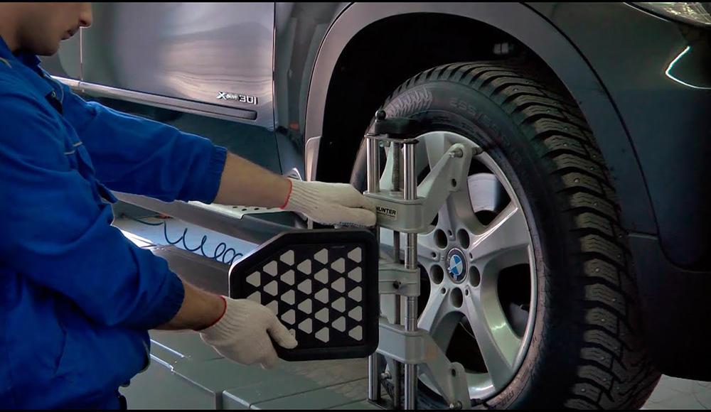 Как сделать развал-схождение колёс своими руками