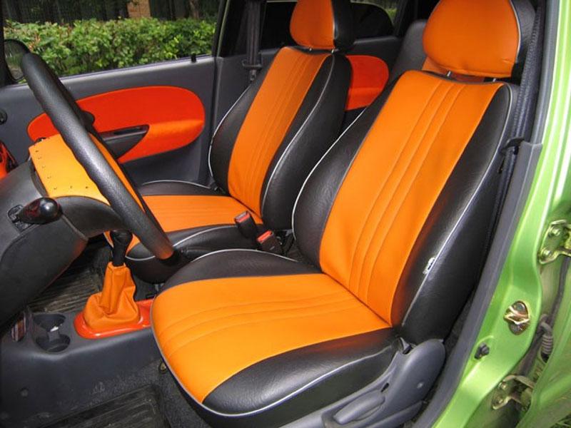Как выбрать чехлы на сиденья автомобиля