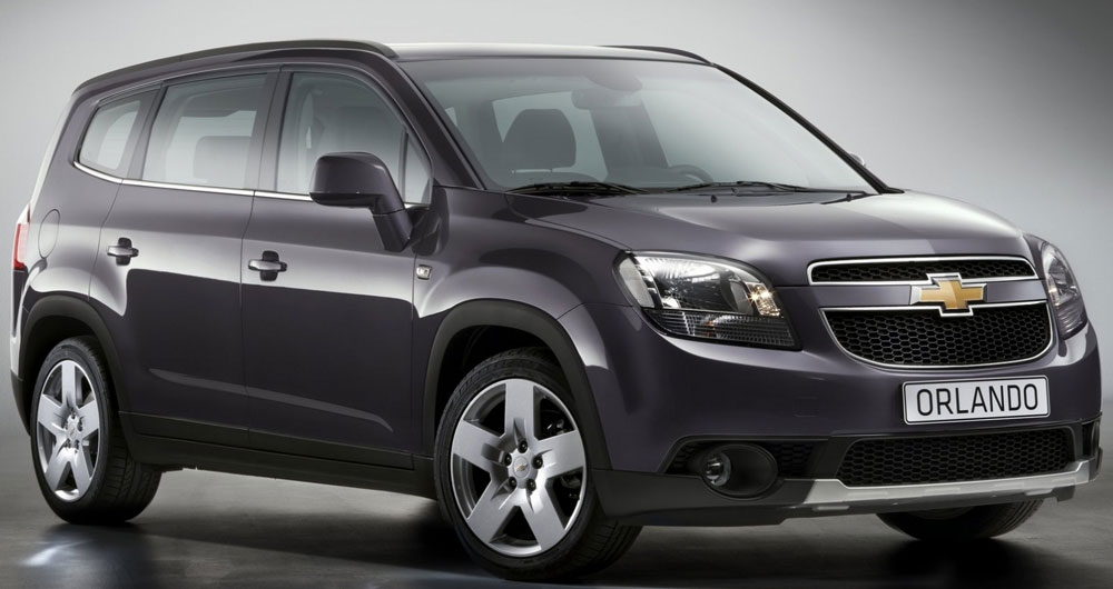 Chevrolet Орландо
