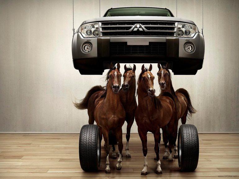 Лошадиные силы как параметр мощности авто