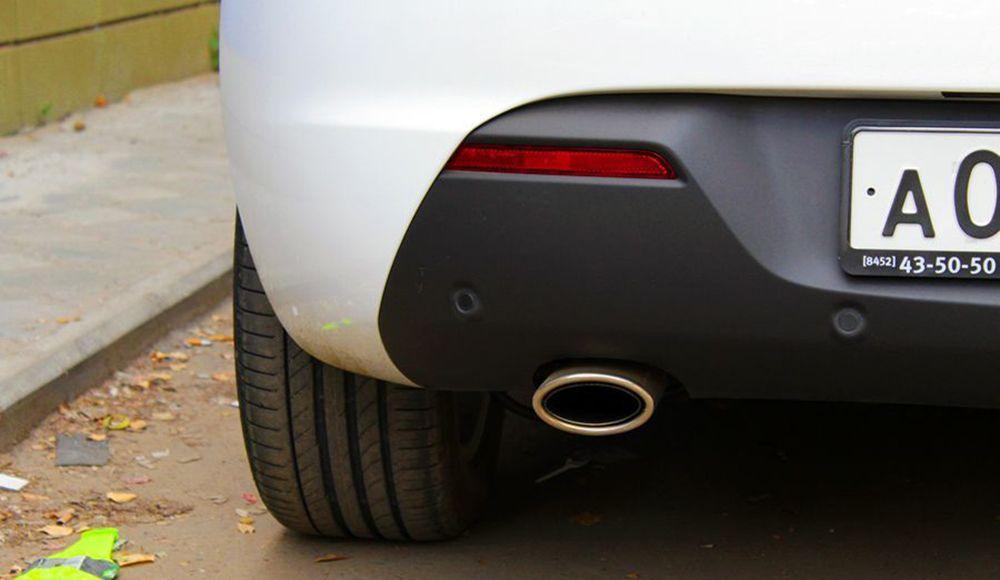 Опасна ли течь воды из выхлопной трубы автомобиля