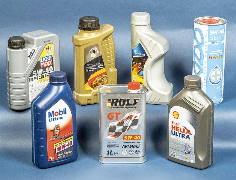 Особенности моторного масла