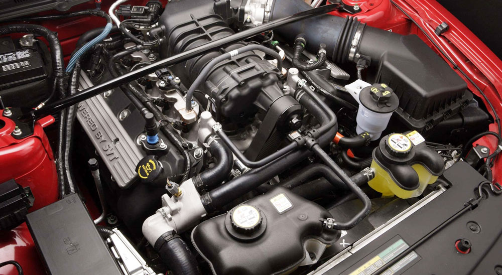Первый пуск двигателя