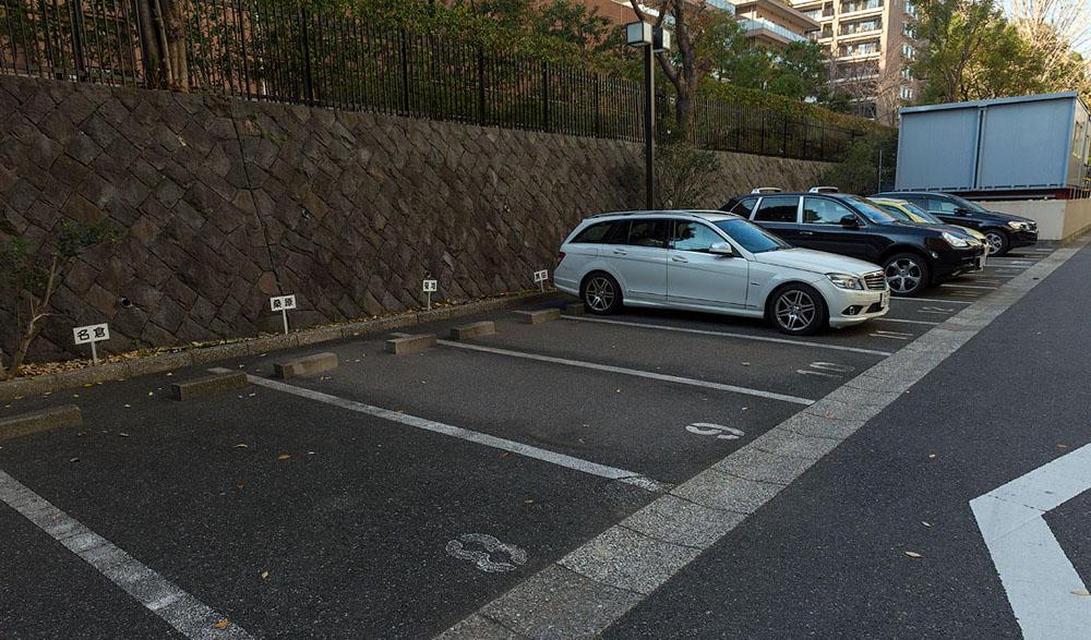 Площадки размещения парковок