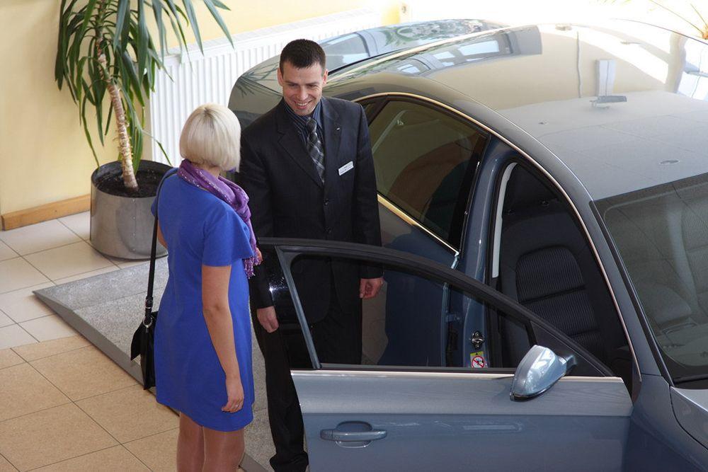 Процедура продажи транспортного средства