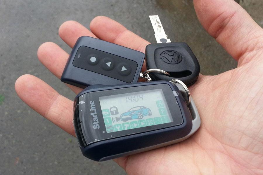 Самостоятельное включение сигнализации на автомобиле