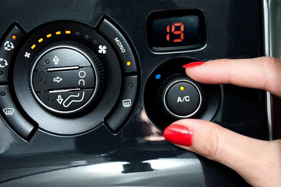 Замена автокондиционера на климат-контроль