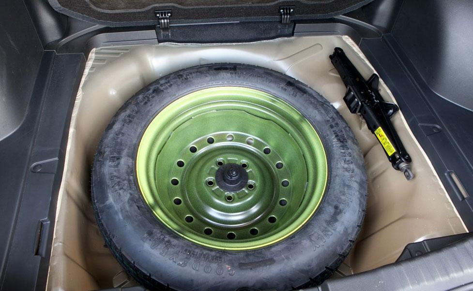 Запасное колесо для автомобиля