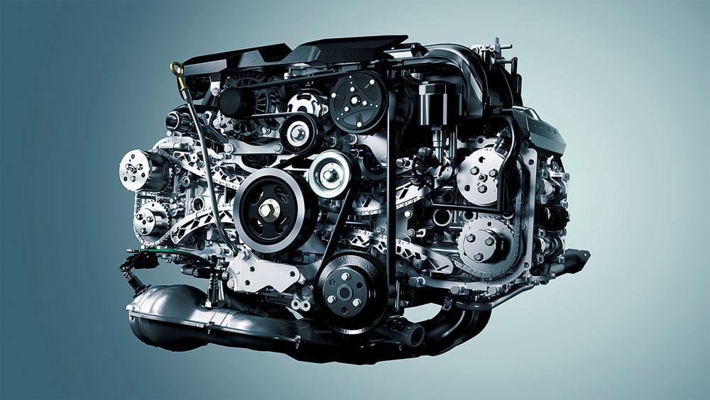Двигатель оппозитник для авто