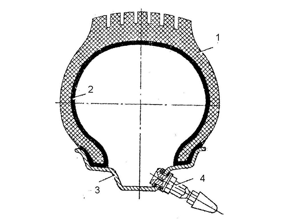 Как устроено бескамерное колесо