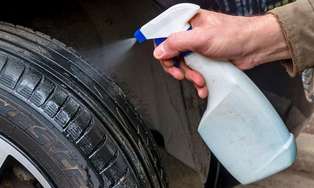Реставрация шин посредством наварки