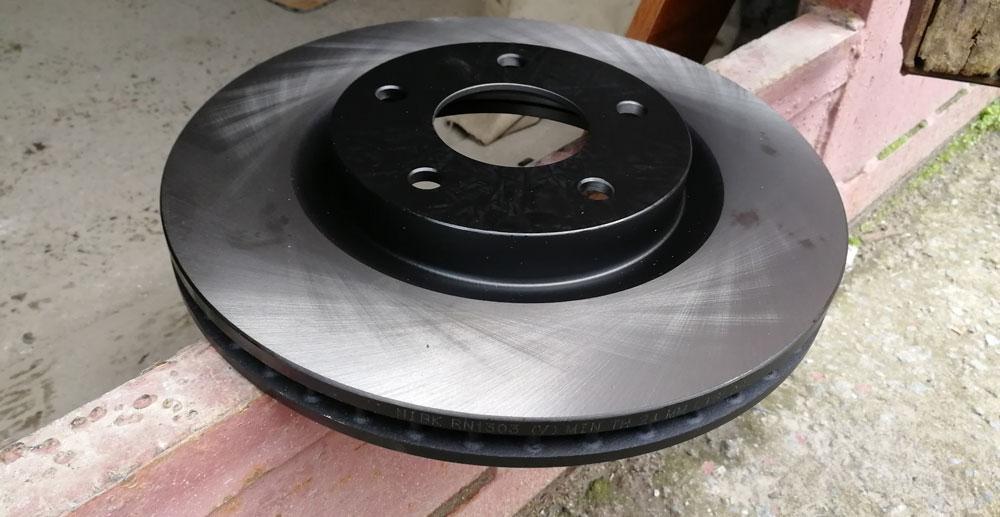 Тормозной диск NiBK