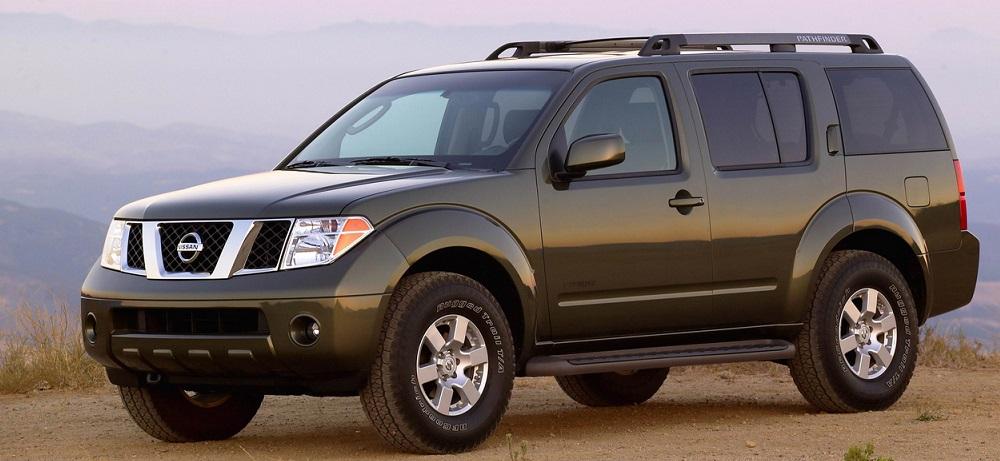 Автомобиль Ниссан Pathfinder