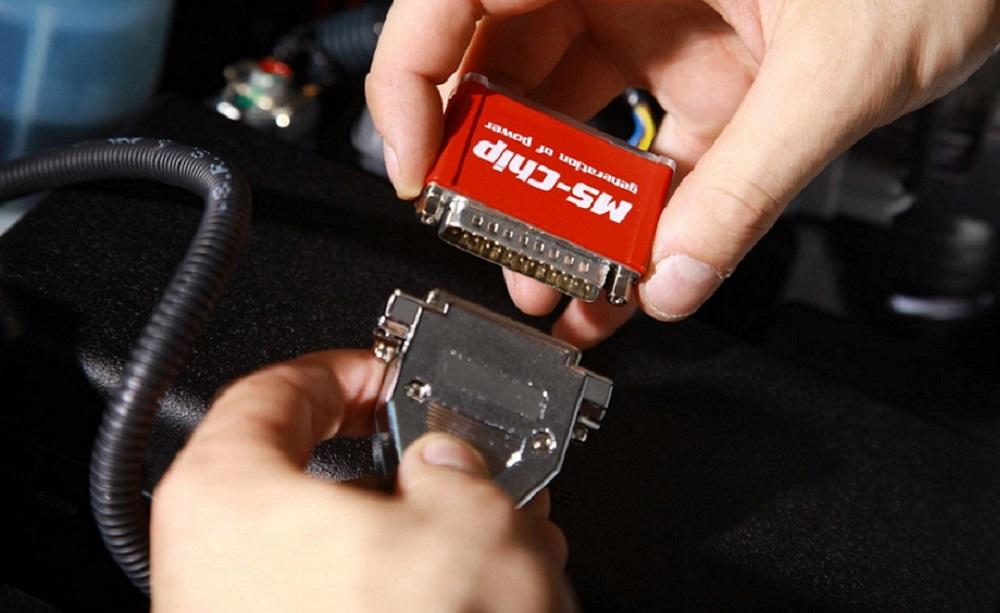Блок чип-тюнинга