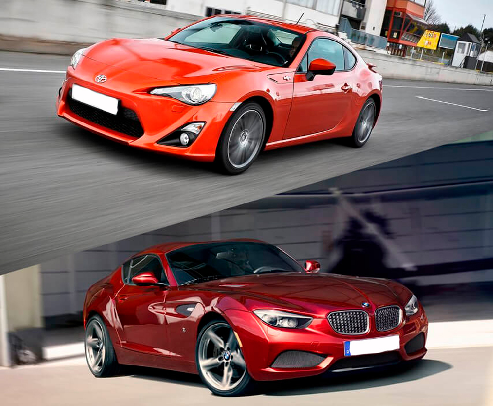 BMW and Toyota Joins