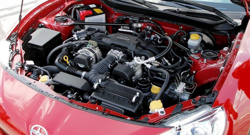 Двигатель внутреннего сгорания автомобиля