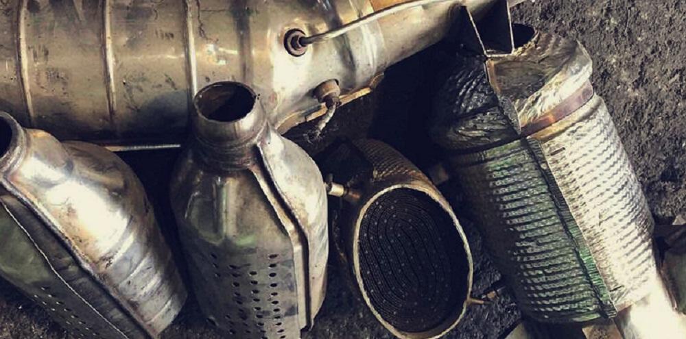 Фото катализаторов авто