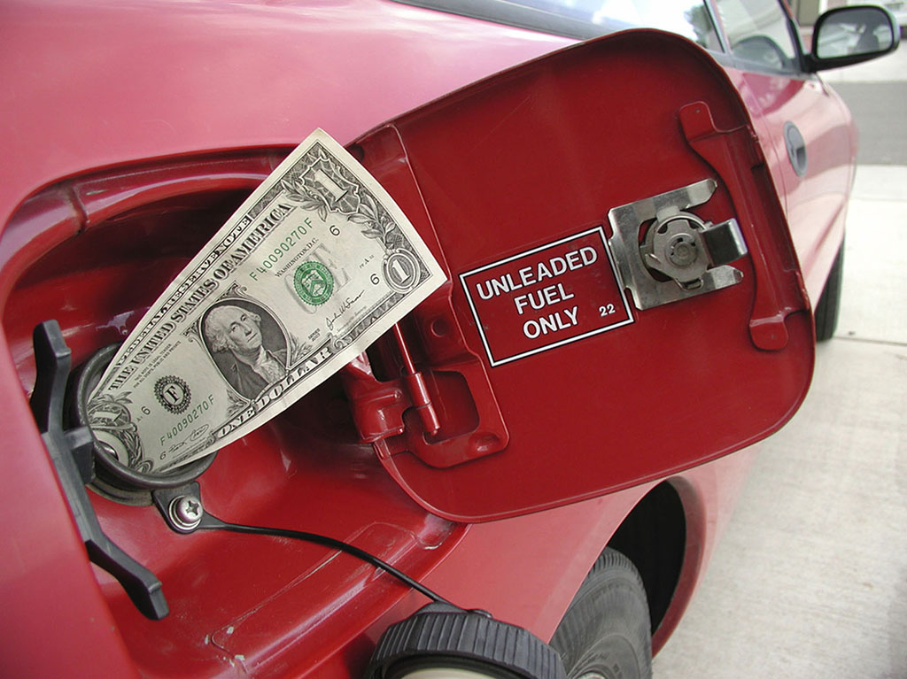 Расчет расхода топлива