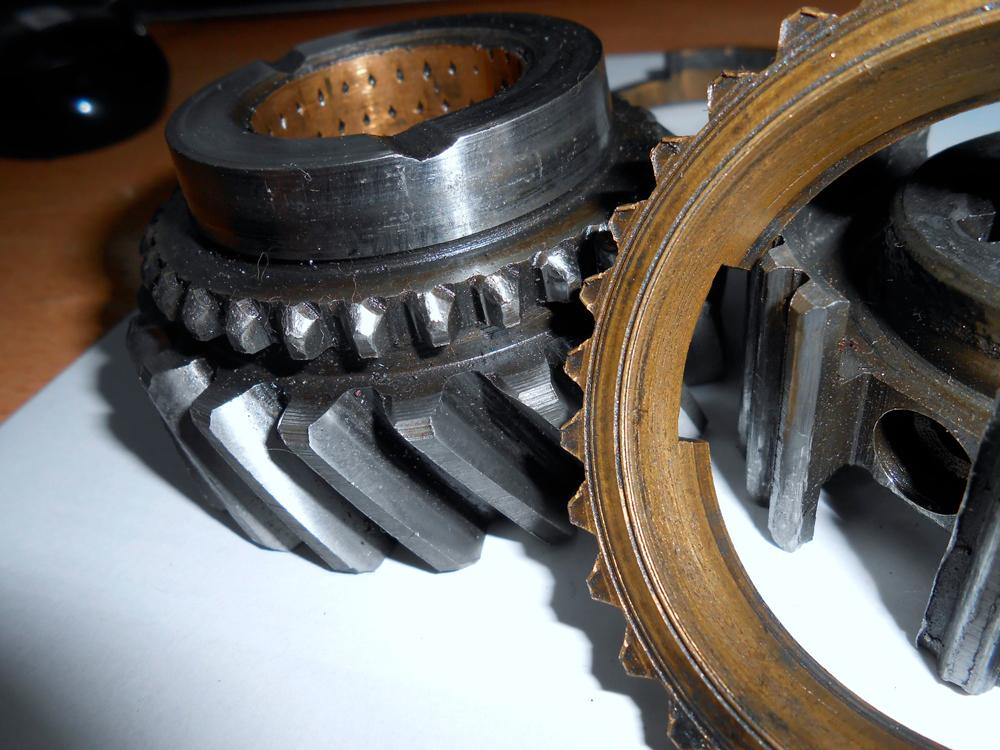 Комплект колец синхронизатора