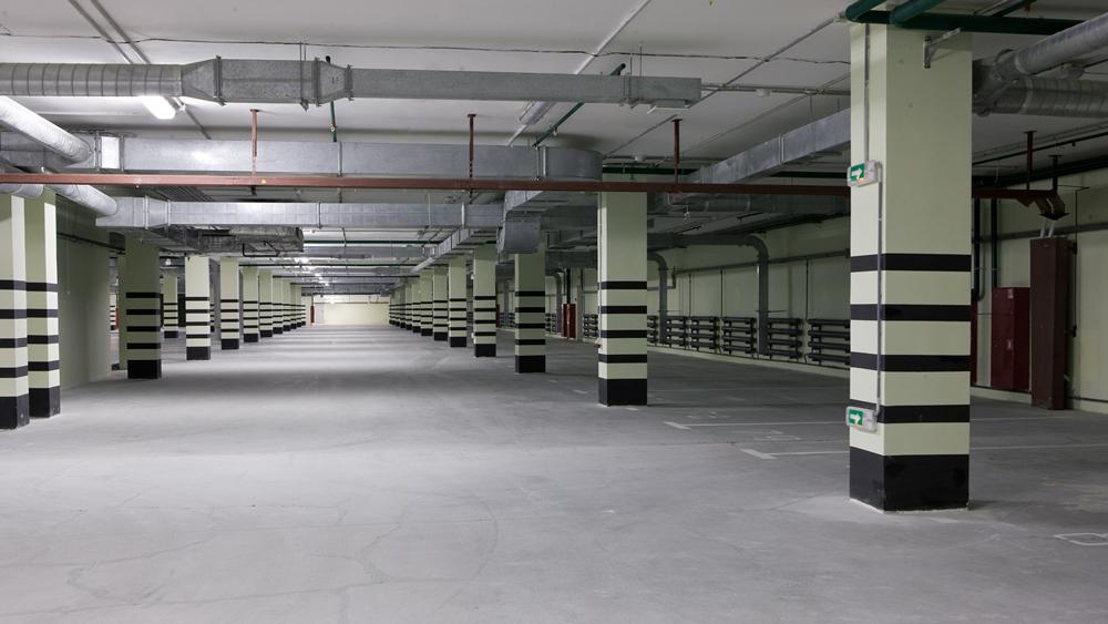 Критерии выбора места на паркинге