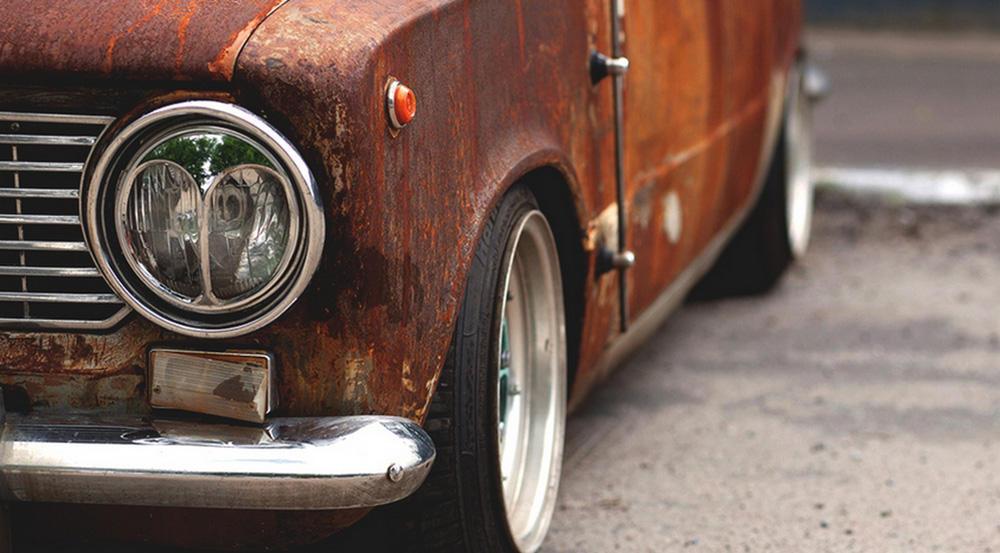 Наличие ржавчины в автомобиле